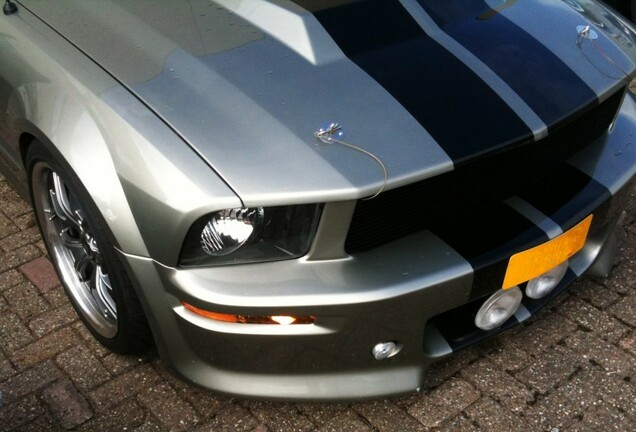 Ford Mustang Eleanor KS Convertible