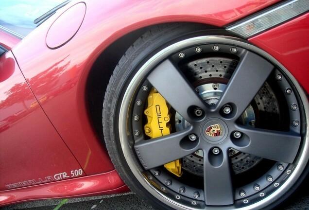 Gemballa 996 GTR 500