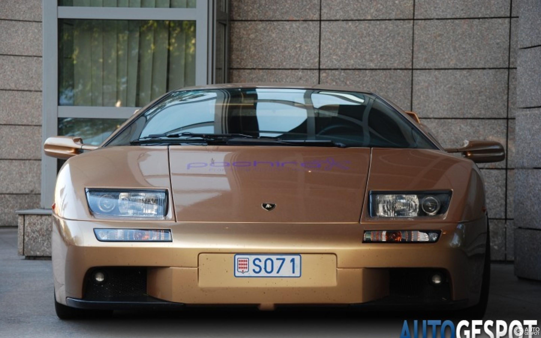 Lamborghini Diablo Vt 6 0 Se 14 October 2010 Autogespot