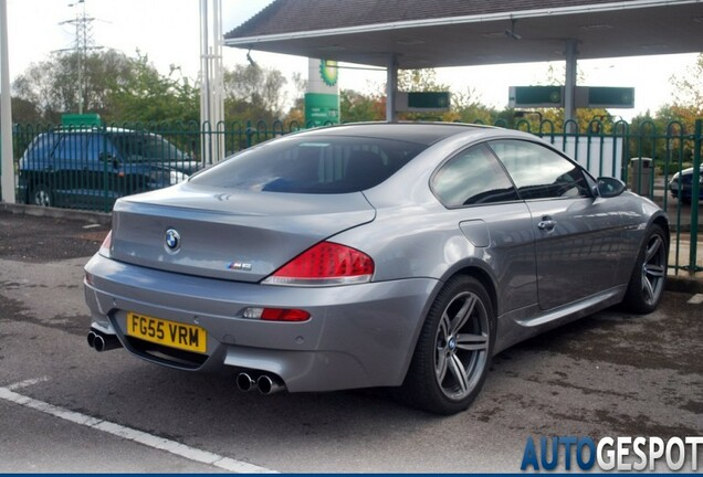 BMW M6 E63