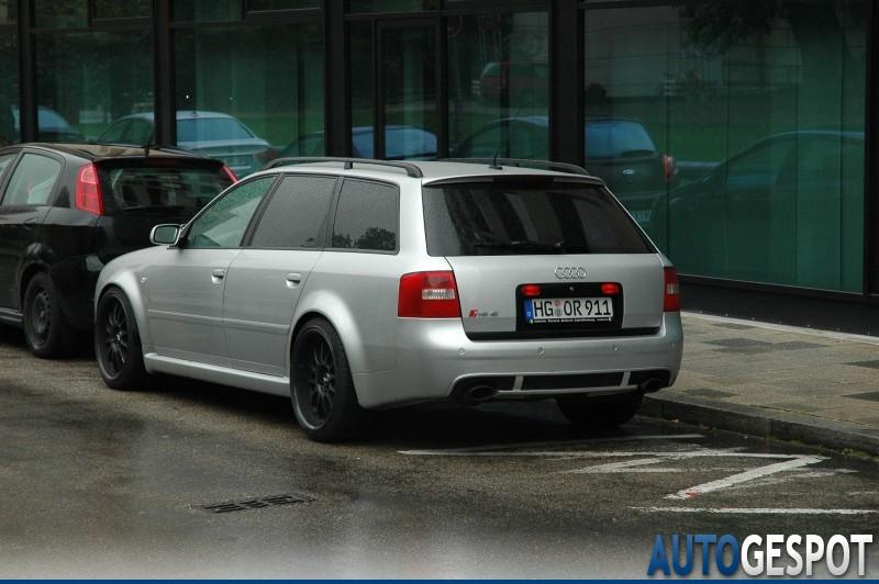 Audi Rs6 Plus Avant C5 19 Oktober 2010 Autogespot