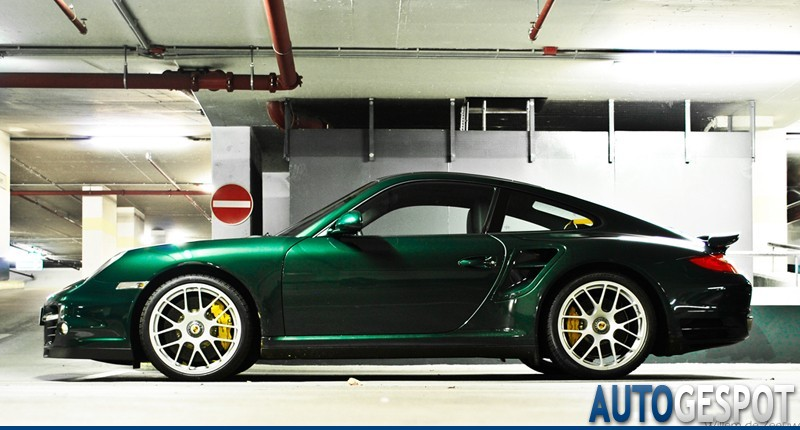 porsche 997 turbo s 7 november 2010 autogespot. Black Bedroom Furniture Sets. Home Design Ideas