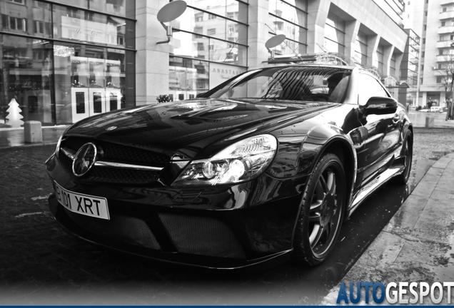 Mercedes-Benz Maff Tuning SL 63 AMG